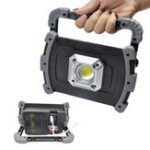 New 20W COB LED Portable Work Light USB Outdoor Camping Lantern IPX6 Waterproof Lamp Searchlight