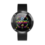 New OUKITEL W5 Real-time Heart Rate Blood Pressure Call Reminder Sport Mode Long Standby Smart Watch