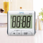 New Timer Kitchen Timer Large Screen Electronic Timer Kitchen Reminder