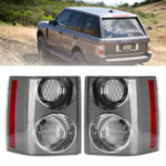 New Rear Left/Right Car Tail Light Assembly Brake Lamp White+White for Range Rover Vogue L322 2002-2009