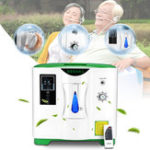 New Oxygen Concentrator Portable Air PurifIer Generator Medical Machine 2L-9L/Min