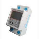 New LCD Digital Display Power Consumption Meter Single Phase Energy Meter Watt Wattmeter kWh 230V AC 50Hz Electric Din Rail