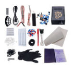 New Professional Complete Tattoo Kit Pro Machine Set