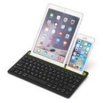 New Wireless Bluetooth 3.0 Keyboard Stand Holder For iPhone/iPad/Macbook/Samsung/iOS/Android/Windows