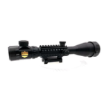 New KALOAD 4-16×50 Red/Green Illuminated Tactical Hunting Sight 20mm Weaver Rail Hunting Air Soft Scopes