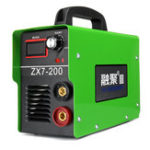 New ZX7-200 220V Portable Electric Welding Machine LCD Display IGBT ARC Inverter Soldering Tool