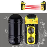 New Beam Alarm Dual Photoelectric Infrared Detector Module 30m System Security Home