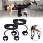 New KALOAD 50LB Booty Resistance Bands Exercise Training Belt Butt Body Glute Muscle Lift Fitness Gym Yoga Band