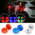 New Universal Wireless LED Car Door Opening Warning Light Safety Flash Signal Lamp Anti-collision 3 Color