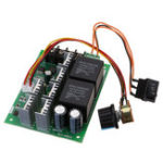 New DC 10-50V 12/24/48V 60A PWM DC Motor Speed Controller CW CCW Reversible Switch Module