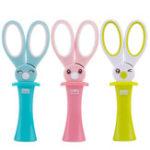 New Deli Children Scissors Cute Kawaii Rabbit School Scissors For DIY Scrapbook Paper Diary Craft Decorating Tools Office School