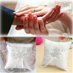 New Wedding Ring Pillow