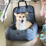 New Oxford Car Copilot Seat Pet Mat Bag Travel Seat Dog Protector Cage Carrier Cushion Pad