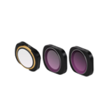 New 3pcs CPL ND8 ND16 Filter Set Lens Filter for DJI OSMO POCKET Gimbal Camera