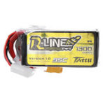 New Gens Tattu 22.2V 1300mAh 95C 6S Lipo Battery XT60 Plug for FPV RC Racing Drone