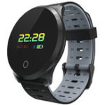 New Bakeey L5 PLUS Blood Pressure Oxygen Fitness Tracker Sports Mode Message Alarm Reminder Smart Watch