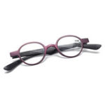 New Ultralight Anti-fatigue Round Frame Reading Glasses