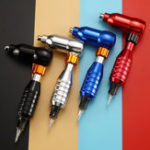 New 20000-30000rpm/min Professional Body Art L Shape Tattoo Pen