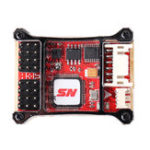 New SN-L Fixed Wing Flight Controller With Pixel OSD AAT Support PPM SBUS RSSI For Mini RC Airplane