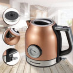 New 1.8L 304 Stainless Steel Electric Kettle With Water Temperature Meter 1800W Household 220V Quick Heating Electric Boili