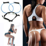 New KALOAD 40/50LB Booty Resistance Bands Belt Sports Exercise Trainer Men Women Fitness Glute Body Shaping