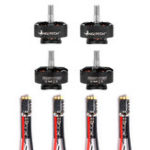 New HGLRC 4 PCS Forward 2207 1775KV 5-6S Brushless Motor & 4 PCS FD50A 50A BLheli_32 ESC Combo for RC Drone FPV Racing