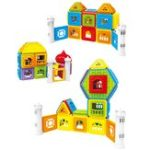New Magnetic Building Blocks Construction Educational Kids Magic Magnetic Toys Gift