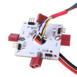 New Power Distribution Board PDB with T Plug XT60 Plug for APM PX4 Flight Controller RC Drone
