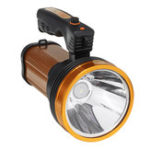 New 30W Super Bright LED Search Light Spotlight USB Flashlight Torch Lamp Lantern Outdoor Camping