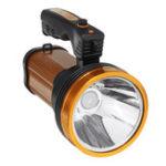 New 30W Super Bright LED Search Light Spotlight USB Flashlight Torch Lamp Lantern Outdoor Camping