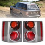 New Rear Left/Right Car Tail Light Assembly Brake Lamp Yellow+Red for Range Rover Vogue L322 2002-2009