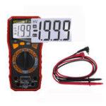 New ANENG AN819C Digital Multimeter LCD AC/DC Ammeter Resistance Capacitance Tester