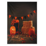 New 5x7FT Vinyl Halloween Pumpkin Photography Backdrop Background Studio Prop