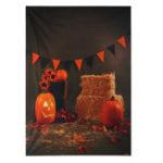 New 5x7FT Vinyl Halloween Pumpkin Photography Backdrop Background Studio Prop