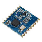 New RF4432X1 443MHz Embedded Wireless Transceiver Module For Remote Control Smart Home
