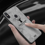 New Bakeey™ Deer Shockproof Cloth Soft TPU Back Cover Protective Case for Xiaomi Redmi Note 5