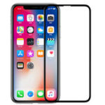 New NILLKIN 3D Curved Edge Anti-explosion Ultra Thin Full Cover Tempered Glass Screen Protector for iPhone XS X