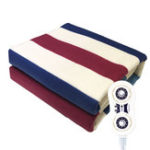 New Security Dual Temperature Heated Mat Electric Bed Blanket Household Electric Mattress Soft Mat Warmer Heating Pad