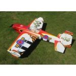 New PP SLICK540 1524mm Wingspan 60 Inch 70E Fixed Wing 3D Aerobatic RC Airplane Kit