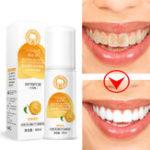 New Teeth Whitening Fresh Breath Foam Remove Black Yellow Smoke