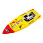 New Volantexrc Vector PRO 798-2 Rc Boat Spare Parts Hull Only With Painting And Trim Scheme Printing