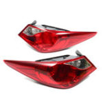 New Car Rear Left/Right Tail Light Red Brake Lamp for Hyundai Sonata 2011-2014