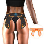 New KALOAD Hip Trainer Patch Buttocks Lifter Sport Fitness Body Beauty Muscle Training Sticker