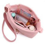 New Brenice Women Multifunction Bag Double Sided Casual Bag