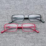 New Men Women Ultra-light Portable Anti-fatigue Reading Glasses