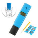 New Wattson TDS98304 0.01ms/cm Resolution Conductivity Test Pen Conductivity PH Meter Water Detecting Instrument