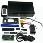 New KSGER V2.1S Digital STM32 OLED 1.3inch Size Screen T12 Temperature Battery Controller 5 Core Silicone Wire 9501 Soldering Handle Set