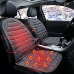 New Car Electric Heated Seat Cushion Heater Cover Pad DC 12V 45W for Warmer Winter