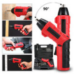 New 4.8V 600mAh Li-Ion Electric Screwdriver 4.5N.m Hand Drill