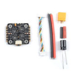New Skystarts Mini TurboS 20A 4 IN 1 ESC 2-4S BLHeli_S Dshot600 20x20mm For FPV Racing RC Drone